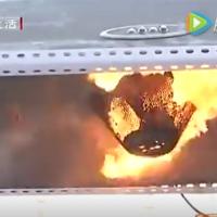 崆峒區快報:陳年油垢引發火災,才知不清洗油煙機引發的后果