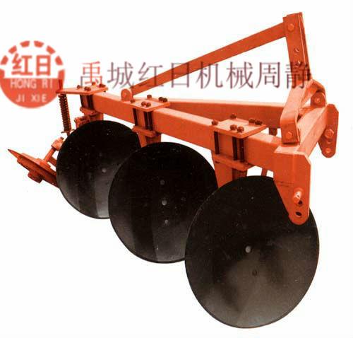 1LY-325重型圓盤犁  拖拉機懸掛農用整地圓盤犁