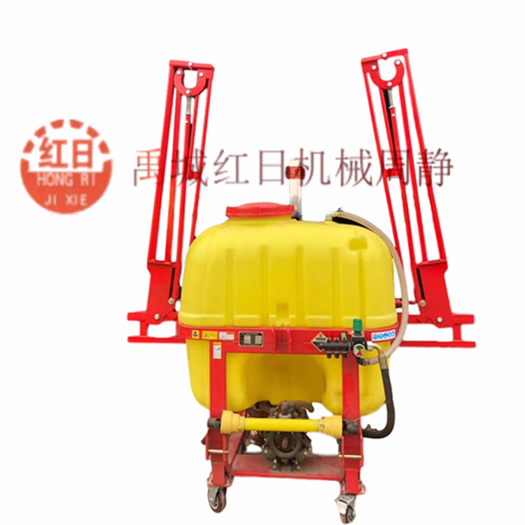 3W-500液壓折翼植保噴霧器  禹城紅日農用打藥機
